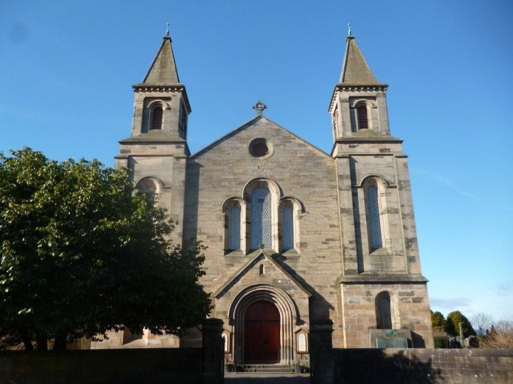 Old Polmont Church. The Surname Problem (and our solution)