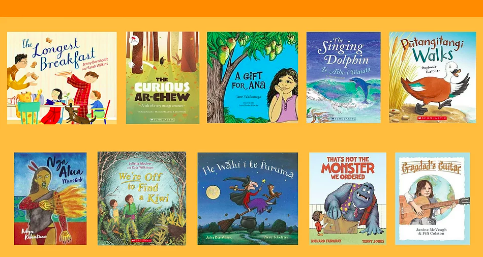 The Sapling Best Picture Books 2017